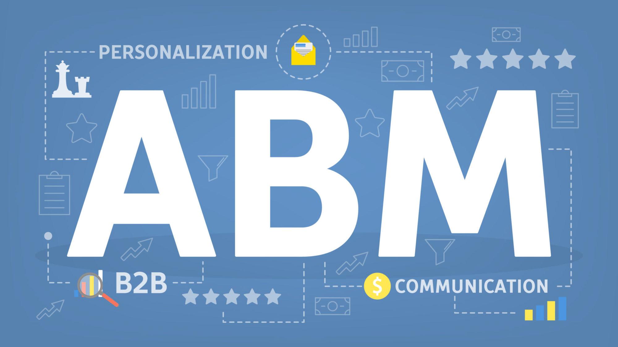 展示会とABM